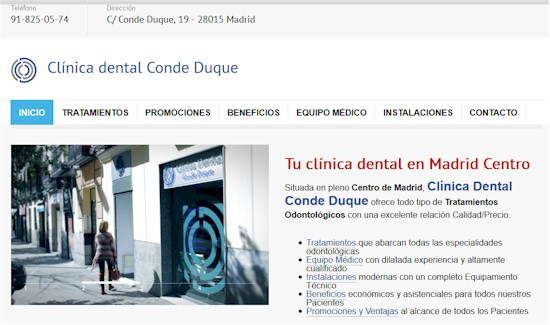 clinicadental-condeduque
