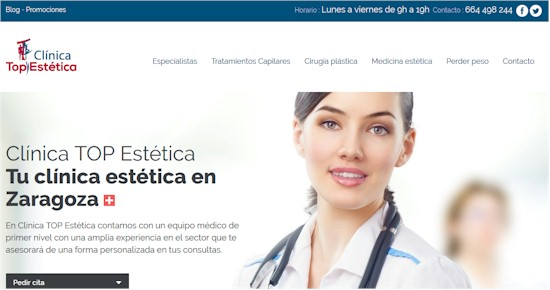 clinicatopestetica