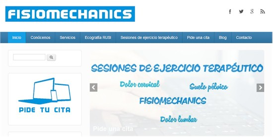 fisiomechanics