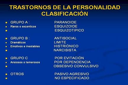 trastornos_personalidad_psicologia/clasificacion_tipos_clases