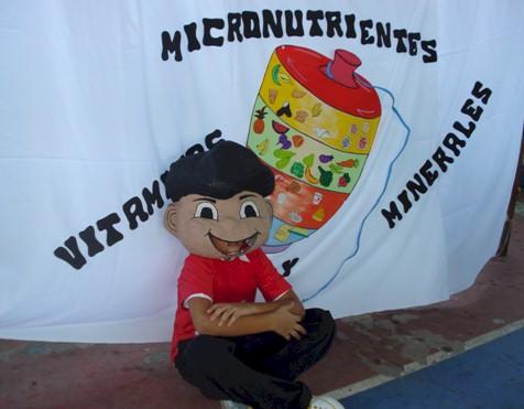 Movilizacion escolar y deficiencia de yodo en la región andina de ...