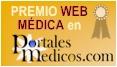 Premio PortalesMedicos.com a la MEJOR WEB MÉDICA