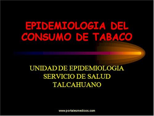 Tabaquismo_Epidemiologia_consumo_tabaco_1