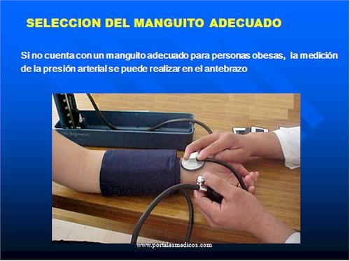 Aprender a tomar la presion o tension arterial - Revista Electrónica ...