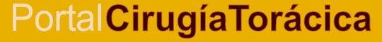 PortalCirugiaToracica, el portal de Cirugía Torácica