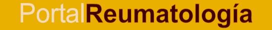 Portal Reumatologia, el portal de Reumatología
